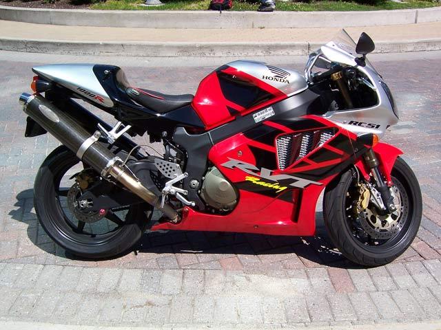 My new baby, 2003 RC51! - Honda Motorcycles - FireBlades.org